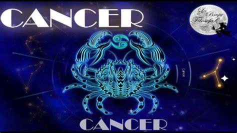 Horóscopo del signo de CANCER para el día de hoy 23 de ...