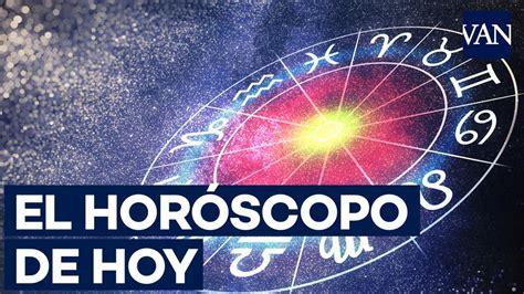 Horóscopo diario, consulta la predicción de hoy martes 26 ...
