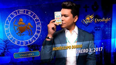 Horóscopo Diario de Sagitario   Enero 3, 2017   YouTube