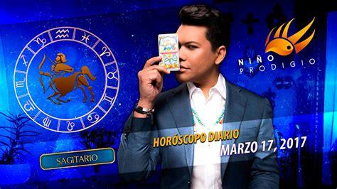 Horóscopo Diario de Sagitario   Marzo 17, 2017   YouTube