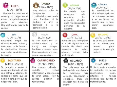 Horoscopo El Periodico   SEONegativo.com