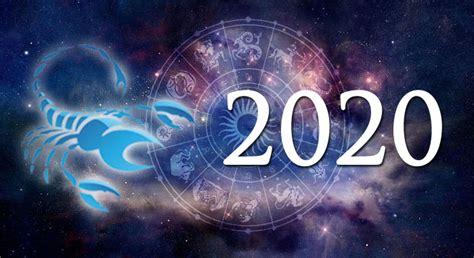 Horóscopo Escorpio 2020   Horóscopo mensual de Escorpio