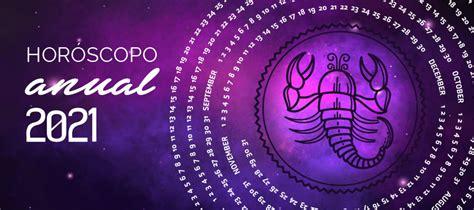 Horóscopo Escorpio 2021 – Horóscopo anual Escorpio ...