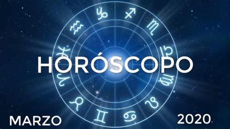 Horóscopo Marzo 2020 | Todos Los signos | Predicciones ...
