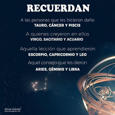 Horóscopo Mensual Enero 2020 | Signos del horoscopo ...