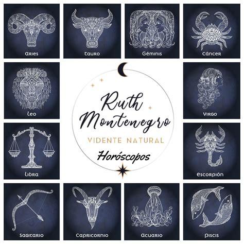 Horóscopo Mensual Enero 2021  Ruth Montenegro