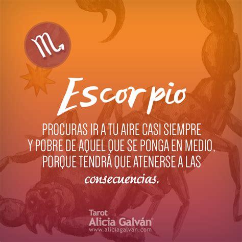 Horóscopo Mensual  Escorpio | ESCORPIO | Escorpio frases ...