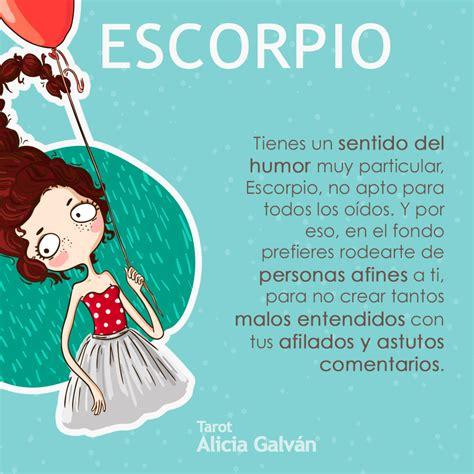Horóscopo Mensual  Escorpio | Escorpio, Signos del ...