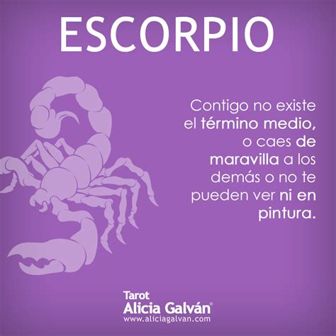 Horóscopo Mensual  Escorpio | Frases de escorpio ...