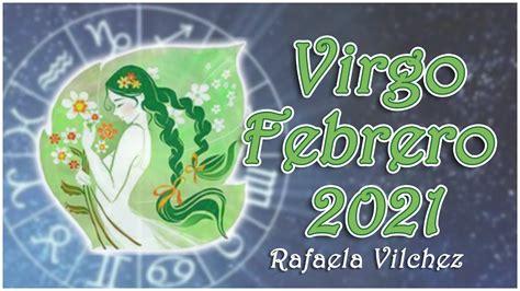 Horóscopo Mensual Febrero 2021   Virgo   YouTube