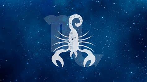 Horóscopo para hoy Escorpio Lunes 25 de Mayo del 2020 ...
