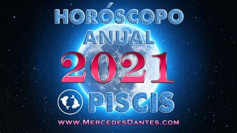 Horóscopo para piscis 2021   Predicciones gratis anuales