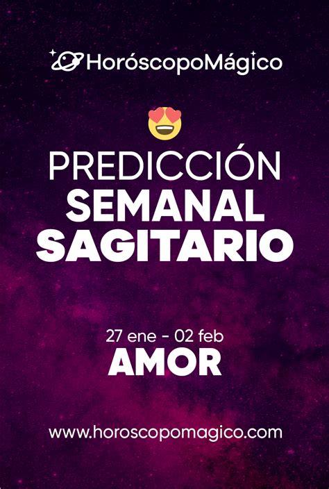 Horóscopo semanal para SAGITARIO   AMOR en 2020 ...