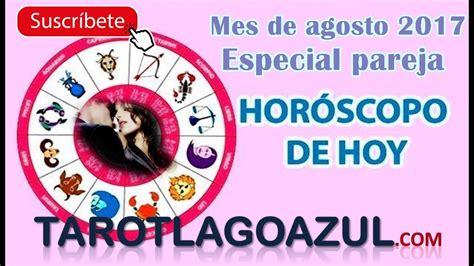 Horóscopo semanal y mensual de cáncer agosto 2017  Tarot ...