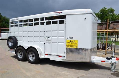 Horse Trailer Rental   A & J Time Rentals, Inc.