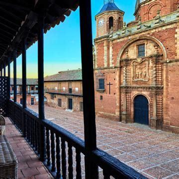 Hospedería Santa Elena | Hospederías de Castilla La Mancha