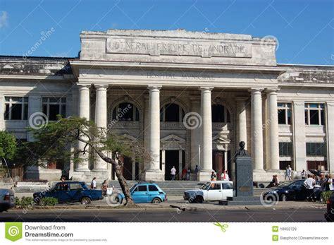 Hospital Municipal De La Habana, Cuba Imagen de archivo ...