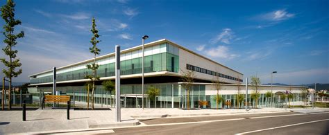 Hospital of Mollet / Corea Moran Arquitectura   ArchDaily