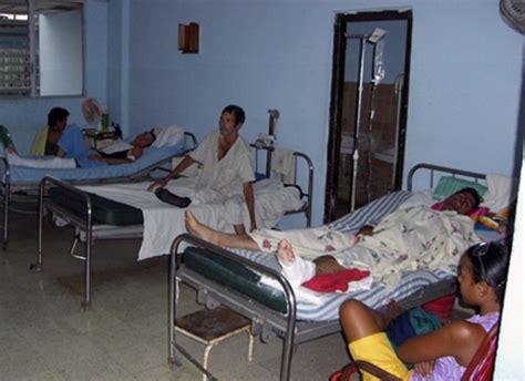 Hospitales cubanos: camillas por propinas Cubanet