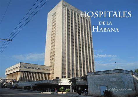 Hospitales y Centros de Salud de la Habana