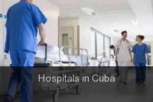 Hospitals in Cuba   Directory   List   Guide   Hospital ...