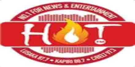 Hot 87.7 FM   Live Online Radio
