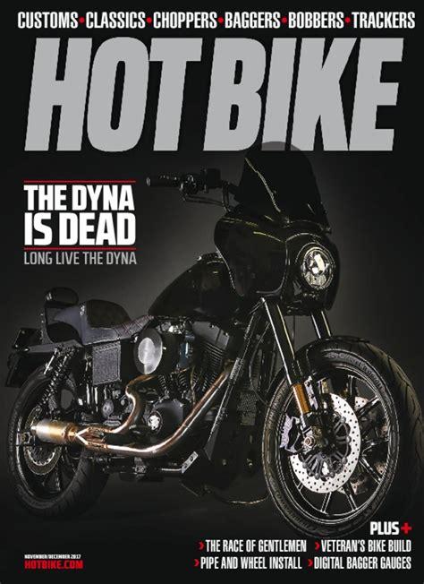 Hot Bike Magazine | The Custom Motorcycle Magazine ...