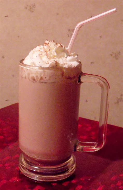 Hot Oatmeal Cookie Drink  made with soy milk    Cindy s ...