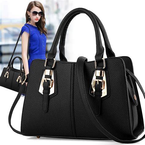 Hot sale 2018 Fashion Designer Brand Women Leather ...