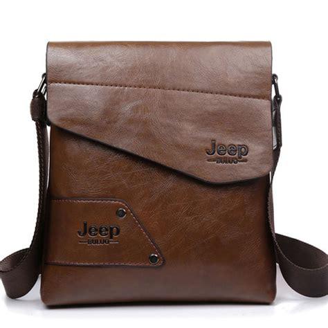 Hot sale PU leather bag mens shoulder bag italian leather ...