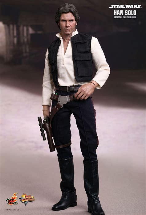 Hot Toys Han Solo and Chewbacca On Display at CICF Expo ...