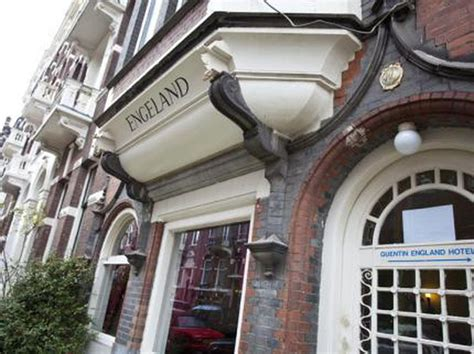 Hotel The Quentin England Amsterdam in Amsterdam ...
