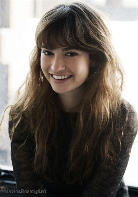 Hottest Woman 11/5/14 – LILY JAMES  Downton Abbey !   King ...