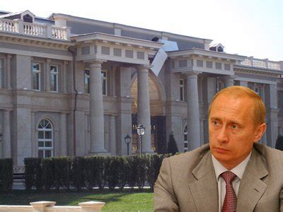 HOUSE OF THE DAY: Putin s Secret Billion Dollar Palace On ...