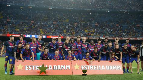 How Barcelona's squad looks for the 2019 2020 season