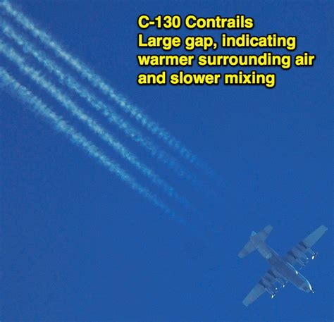 How Big is the Gap Between Contrails and Engines ...