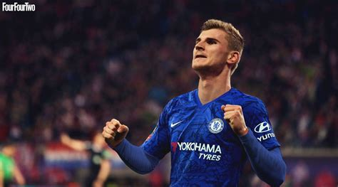 How can Frank Lampard fit Timo Werner in Chelsea s lineup