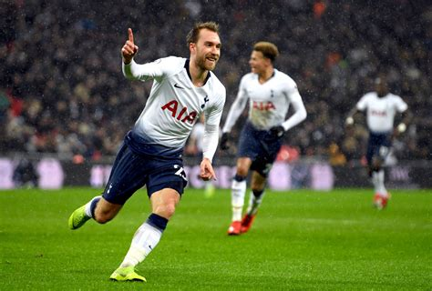 How Christian Eriksen reacted to Real Madrid questions ...