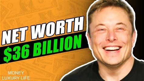 How Did Elon Musk MAKE and SPEND His Money?   The LUXURY ...
