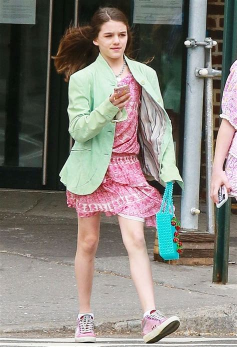 How Did Suri Cruise Celebrate Her 13th Birthday? See Pics