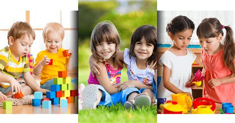 How Do Children Learn Social Skills In A Daycare Center ...