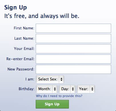 How do I sign up for a Facebook account?   Ask Dave Taylor