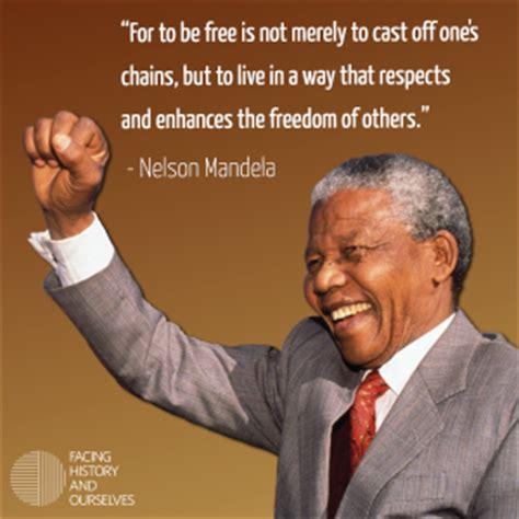 How do we honour Nelson Mandela s legacy?
