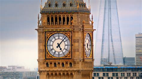 How Does Big Ben Keep Accurate Time?   YouTube