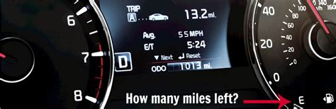 How far can you drive your Kia when the gas light comes on?