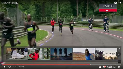 How Far Did Eliud Kipchoge Really Run in His Breaking2 ...
