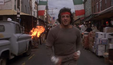How Far Did Rocky Go in His Training Run in 'Rocky II ...