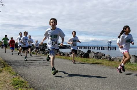 How Far Is Too Far For Kids to Run?   The Atlantic