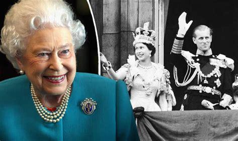 How long has Elizabeth II been Queen? Queen marks ...