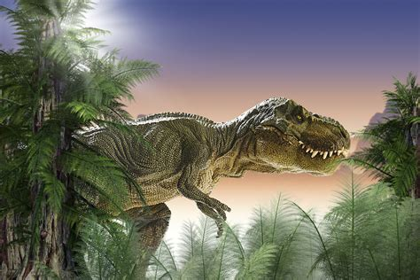 How massive dinosaurs managed to sneak up on their prey ...